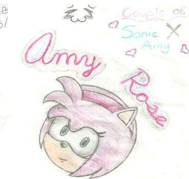 Amy Rose by daisyfan2001