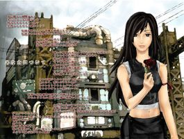 Tifa: About You by animetor21