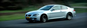 BMW M6: Sideways by Vipervelocity