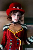 Mad Moxxi - again :) by lanieball