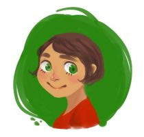 Amelie by Drawinful