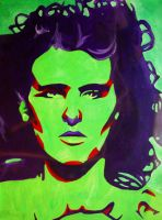 Elizabeth Short Green by CaptainDunkenstein