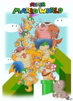 Koopa Kids by Libellchen174
