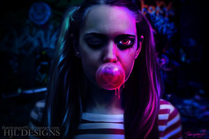 Neon Nightmare by ts95studios