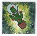 Space Cactus! by bronzebug
