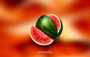 Icon watermelon by st-valentin
