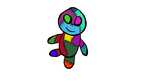 Colorful Stitchpunk by MightyXray
