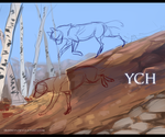 YCH auction [CLOSED]. by Eredhys