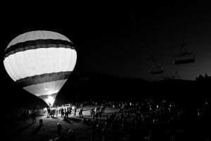 Snowmass Balloon Festival by Foxfire4000