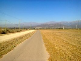 Running in my town by Kenjineos