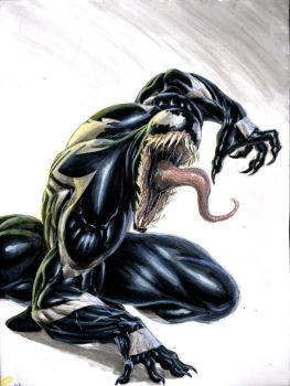 Venom 2 by Will by studiodrawings