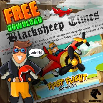 Free First Flight by workstation