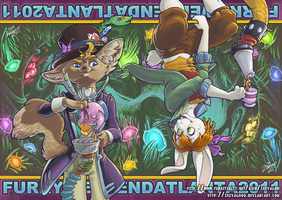 FWA 2011 - Poster Art by zhivagooo
