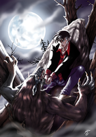 Dylan Dog by narutaru1