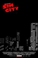 Sin City Poster by Syami