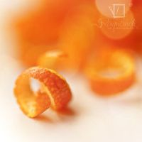 orange rind by raimondiphotography