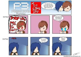 P3P The Comic Strip 3 by Hitokirisan
