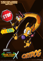 Nicktoons - CatDOG (Voter's Choice #3) by NewEraOutlaw