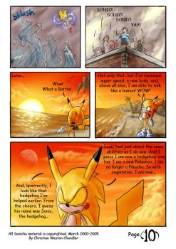 Sonichu Remake Issue 0 - 10 by gabmonteiro9389