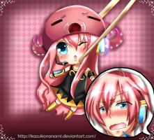 No te comas a Luka! - Dont eat Luka! by KazukoNanami