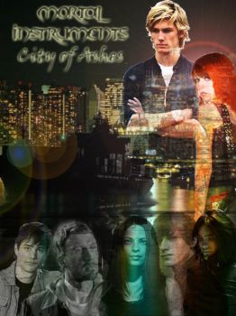 City of Ashes by PCullen