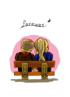 Forever... by megume0322
