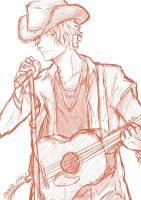 Sabo Singin' Country.. Maybe by EzariaUmiko