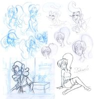 :: Some Sketches :: by samycat