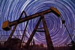 Pure Oklahoma Star Trail by Bvilleweatherman