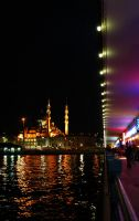 night in istanbul by 7thnovember
