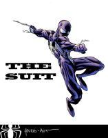 The Suit by ParisAlleyne