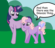 The Smooze Thing .:MLP:. by MariaDoofenshmirtz