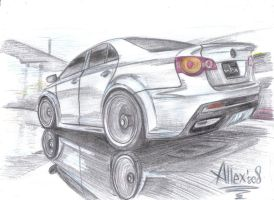 VW Jetta 5 by the-mba
