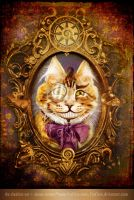 The Cheshire Cat by Foxfires
