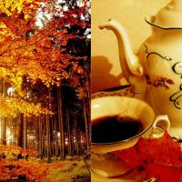 autumn tea by all17