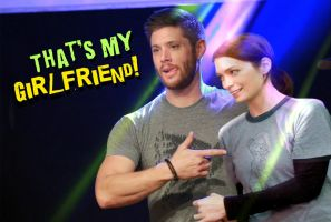 Dean and Charlie - that's my girlfriend by Irenmd