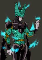 Perfect God Cell by bloodsplach