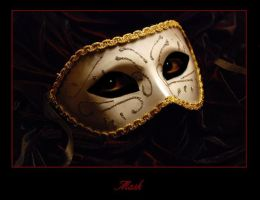 Mask by pianistcicek