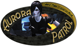 Aurora Patrol signature sample by RoninTetsuro