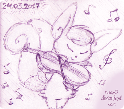 Play my melody. by Un-Gato
