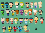 Tiny Tower Mortal Kombat by DylanBaugh