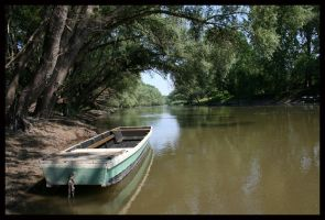 My River 2 by Quilla6