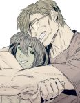 Banner and Skaar by dogsup