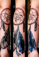 dream catcher by Richroyalty