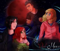 The Red Moon by EveHarding92