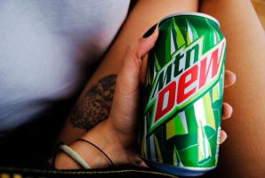 MTN Dew by EvBowie