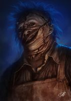 Leatherface by Disse86