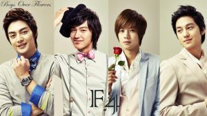 THE FLOWER BOYS. by Zeljkae