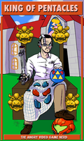 King of Pentacles AVGN by SoVeryUnofficial