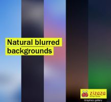 Natural blurred backgrounds (2000 x 1200) by DarkStaLkeRR